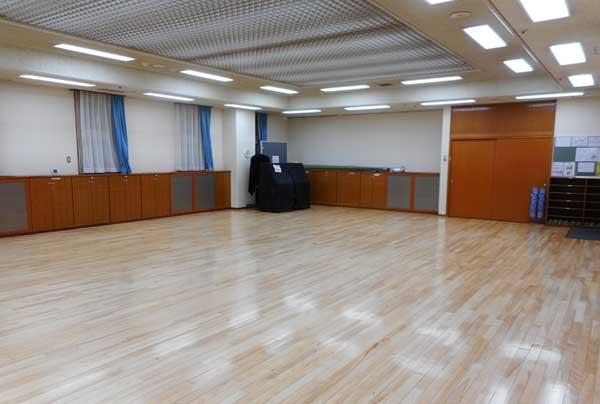 野毛地区センターの集会室